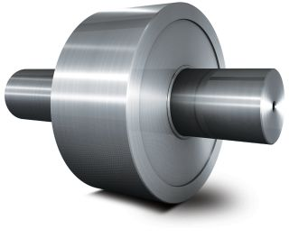 Forged steel Assembled roll