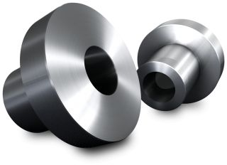 Forged steel Embout
