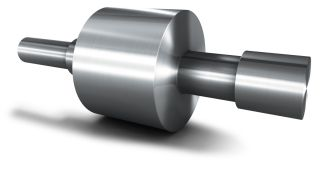 Forged steel Motor shaft