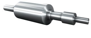 Forged steel Generator shaft
