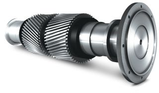 Forged steel Gear pinion