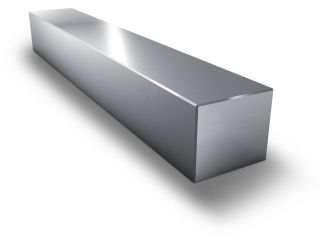 Forged steel Square bar